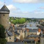 Interview Anna Powney in La Mayenne
