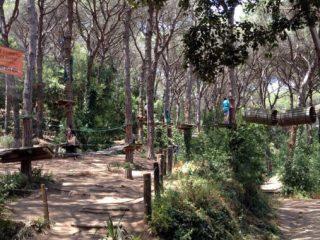 Jalpi Adventure Park, Arenys de Munt