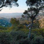 Hiking in the Serralada Litoral