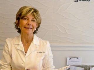 Gynaecologist Dra Emma Oliva Díez