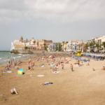Sant Sebastià Beach
