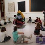 Teaching children how to appreciate art