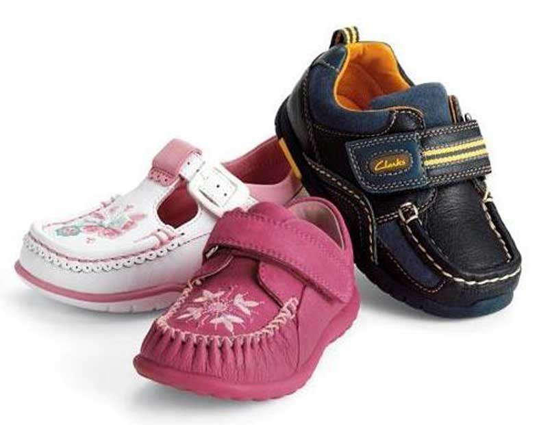clarks children's shoes return policy