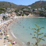 El Portet beach, Moraira