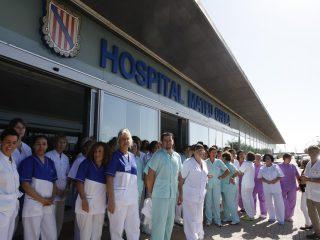 Hospital Mateu Orfila, Mahon