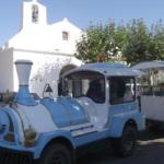 The Ibiza Express Toulouserist Train