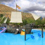 Aquaola Water Park, Cenes de la Vega