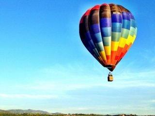 Hot Air Balloons, Costa Brava