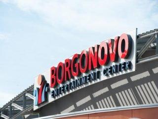 Borgonovo Entertainment Center, Perugia