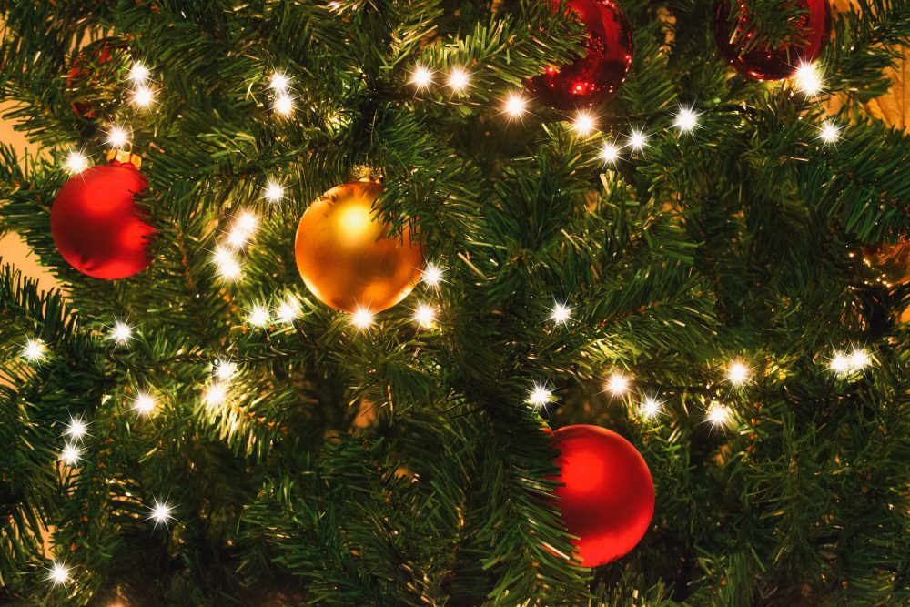 German Christmas Tree.24 Little Doors And Other German Christmas Traditions