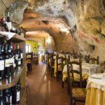 Ristorante Grotte del Funaro, Orvieto
