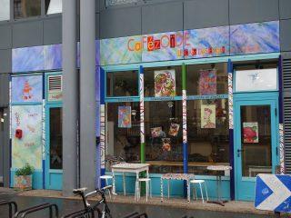 Cafézoïde, La Villette