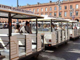 Le Petit Train Toulouseristique
