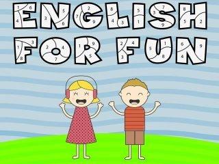 Jill Stribling – English for Fun