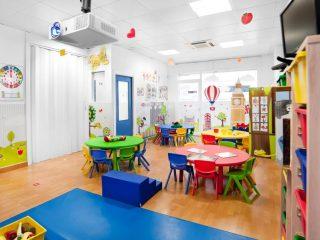 The Globe Kindergarten English Nursery School