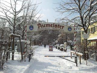 Beergarden Aumeister, Englischer Garten