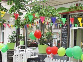 Café Schönhausen, Berlin