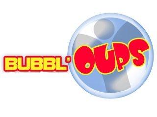 Bubbl'oups Bubblefootball