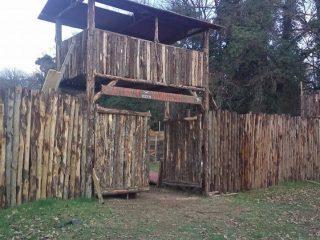 Gladiator School, Villa Adriana