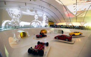 Enzo Ferrari Museum Modena Mumabroad