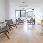 Innovative work spaces in Barcelona and Madrid