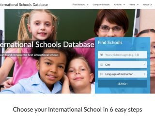 The International Schools Database will help you find a school to suit your family's needs
