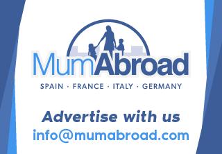 MumAbroad Sitges Advertising