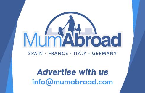 MumAbroad Advertising