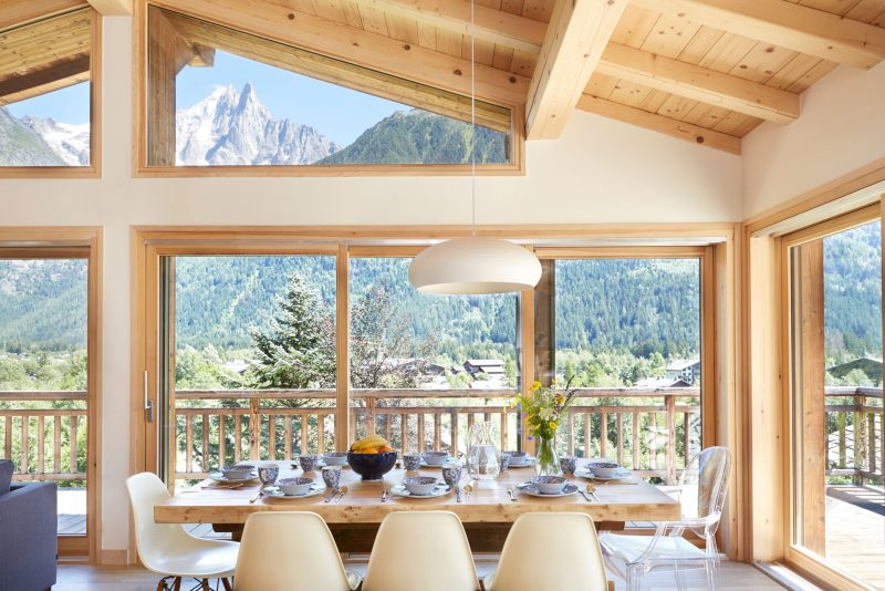 Home exchange in The French Alps