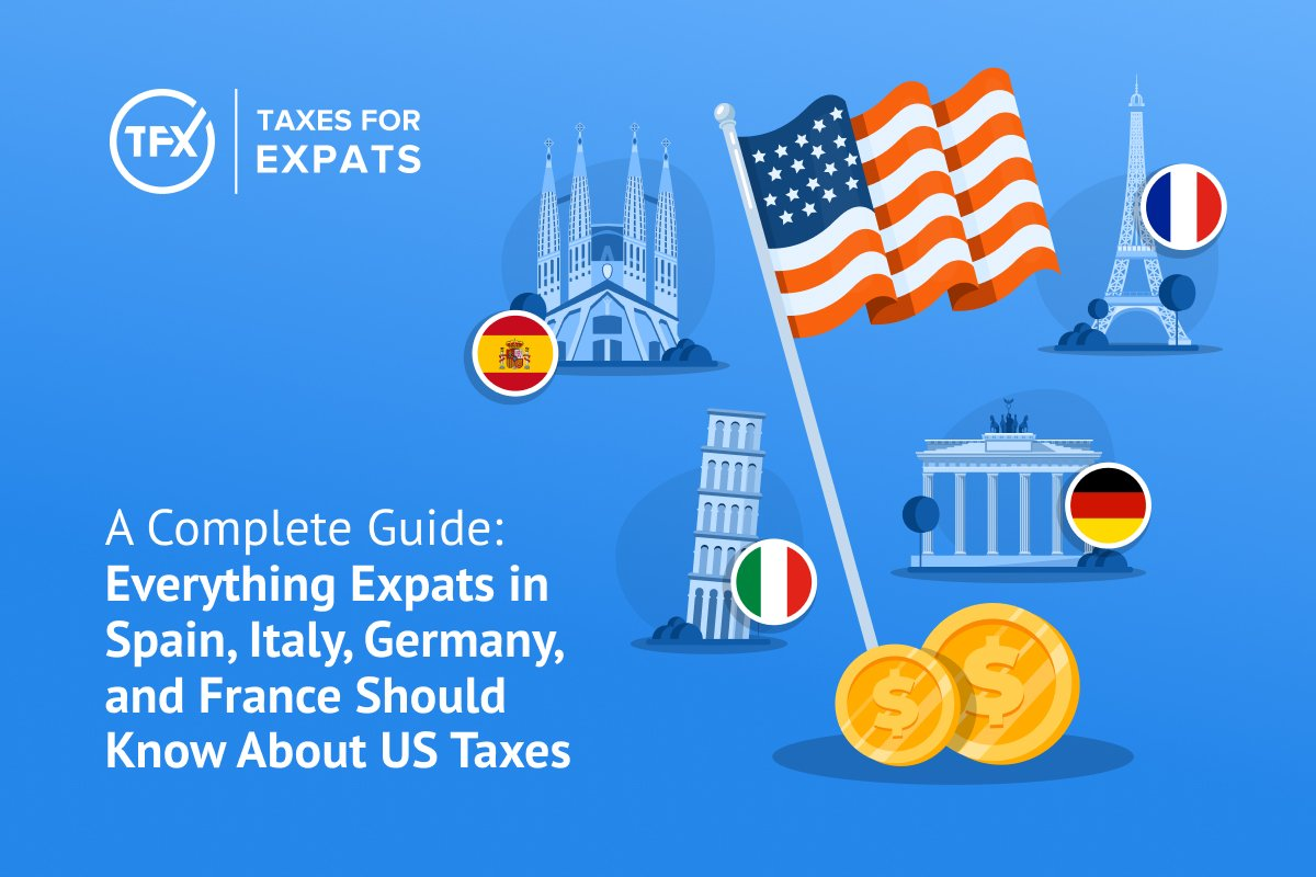 US Expat Taxes in Europe