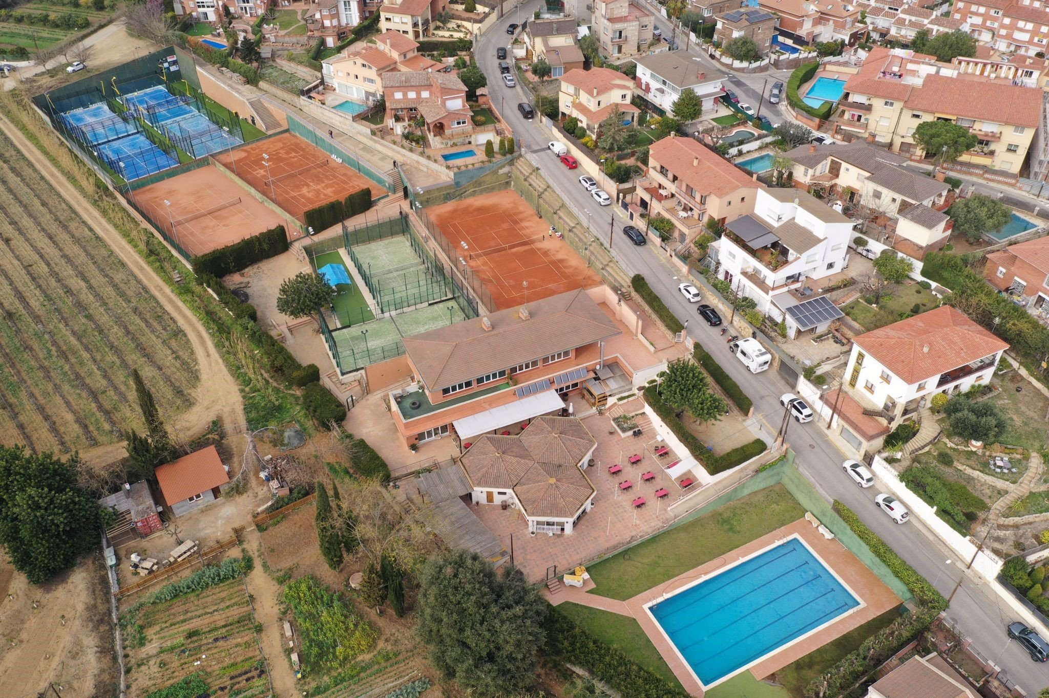 Club Tennis Sistres Alella