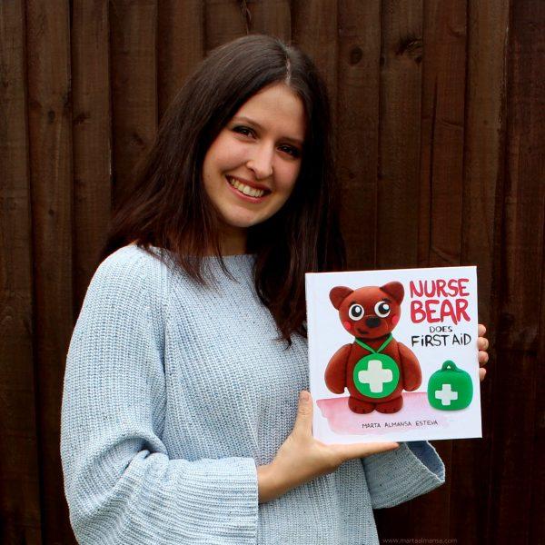 First Aid for Kids Marta Almansa