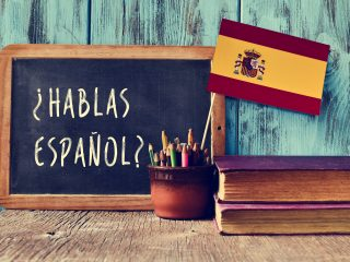 How to go about learning Spanish from scratch
