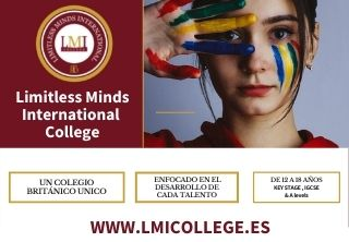 Limitless Minds College Madrid