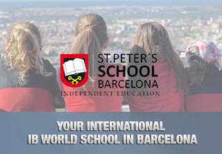 St Peter's school Barcelona